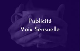 voix sensuelle Ingrid Lefrançois