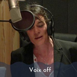 Activité Voix Off d'Ingrid Lefrançois